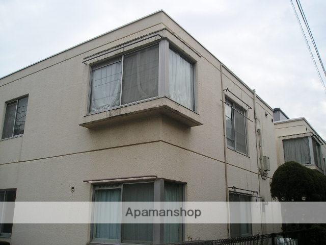 東京都杉並区、西荻窪駅徒歩10分の築38年 2階建の賃貸マンション