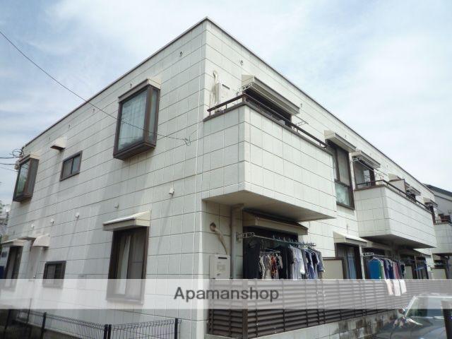 東京都三鷹市、吉祥寺駅徒歩18分の築27年 2階建の賃貸アパート