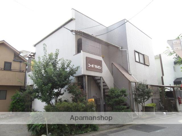 東京都三鷹市、吉祥寺駅徒歩20分の築28年 2階建の賃貸アパート