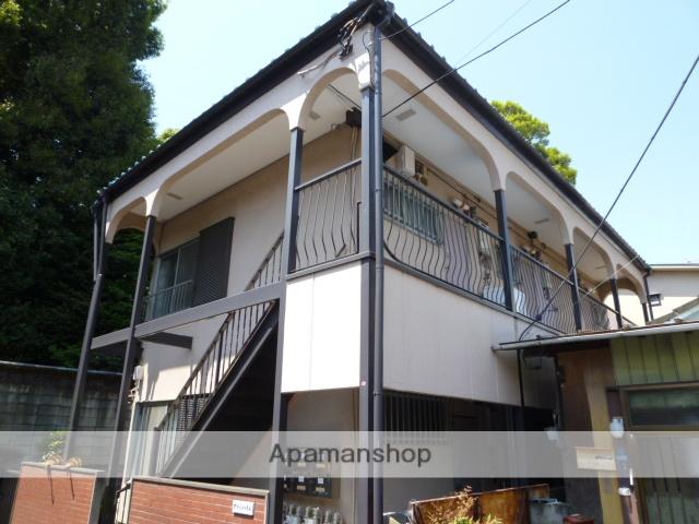 東京都武蔵野市、西荻窪駅徒歩27分の築35年 2階建の賃貸アパート