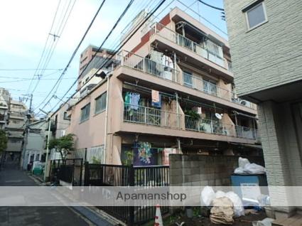 東京都杉並区、西荻窪駅徒歩2分の築37年 4階建の賃貸マンション