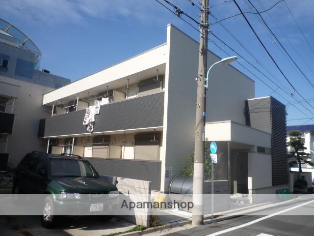 東京都杉並区、荻窪駅徒歩11分の築8年 2階建の賃貸アパート