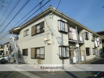 東京都三鷹市、三鷹駅バス8分山中住宅下車後徒歩2分の築27年 2階建の賃貸アパート