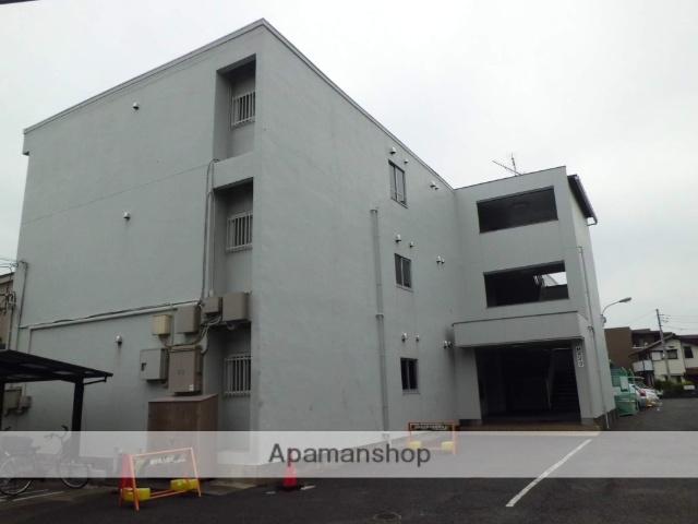 東京都武蔵野市、三鷹駅徒歩26分の築45年 3階建の賃貸マンション