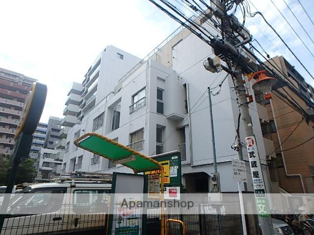 東京都三鷹市、吉祥寺駅徒歩28分の築37年 3階建の賃貸マンション