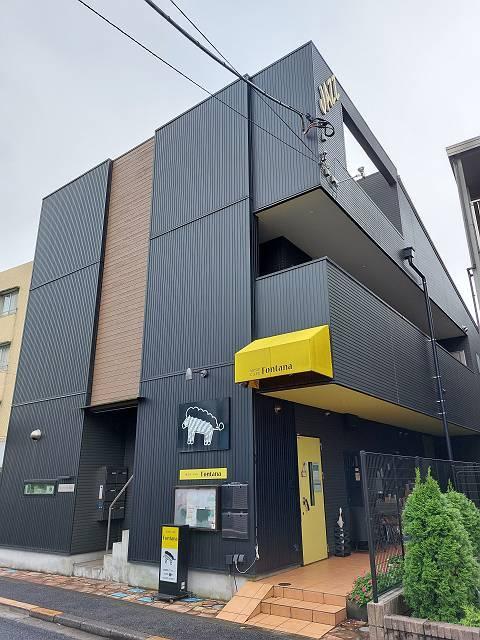 東京都三鷹市、武蔵境駅徒歩16分の築2年 2階建の賃貸アパート