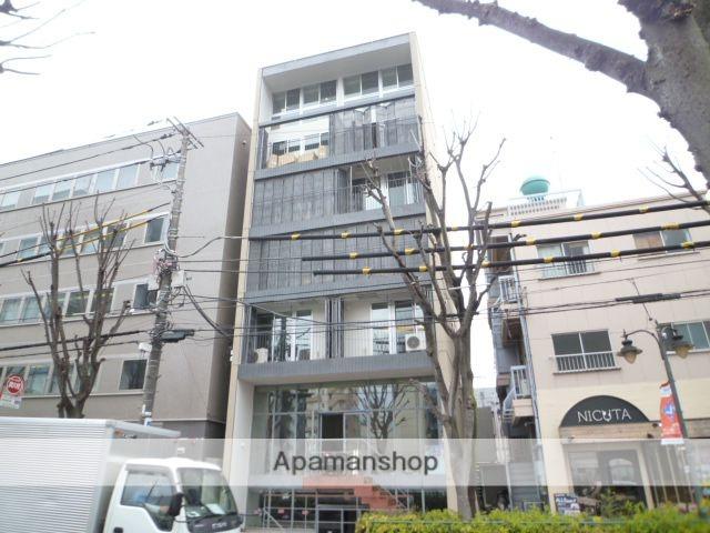 東京都武蔵野市、吉祥寺駅徒歩26分の築3年 6階建の賃貸マンション