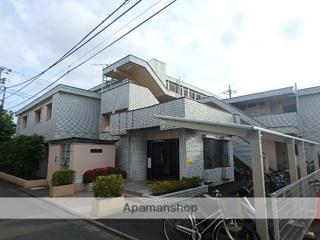 東京都杉並区、井荻駅徒歩20分の築30年 3階建の賃貸マンション