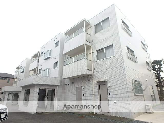 東京都武蔵野市、西荻窪駅徒歩8分の築26年 3階建の賃貸マンション