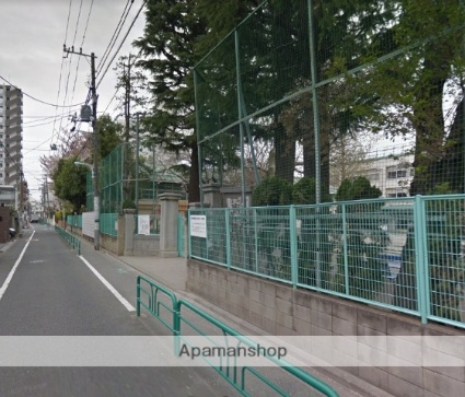 東京都杉並区桃井4丁目[1R/23m2]の周辺3