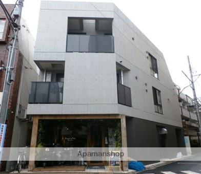 東京都武蔵野市、吉祥寺駅徒歩4分の築1年 3階建の賃貸マンション