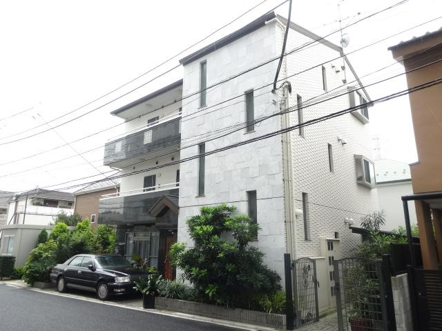 東京都武蔵野市、吉祥寺駅徒歩15分の築7年 3階建の賃貸マンション