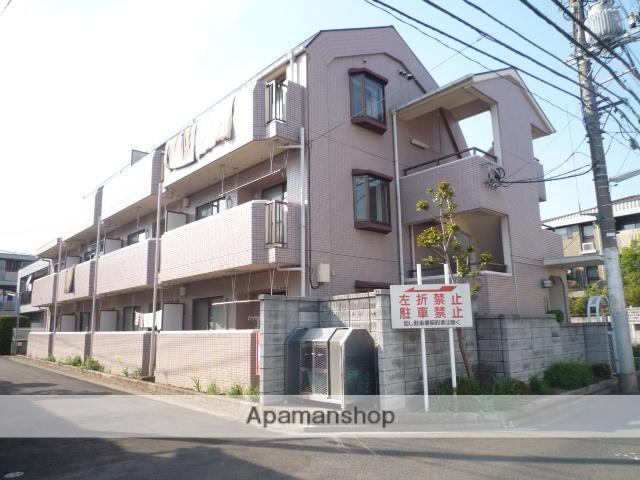 東京都武蔵野市、吉祥寺駅徒歩12分の築30年 3階建の賃貸マンション