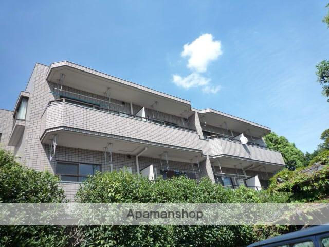 東京都杉並区、荻窪駅徒歩8分の築27年 3階建の賃貸マンション