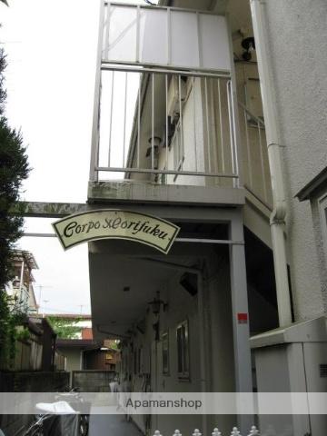 東京都杉並区、荻窪駅徒歩15分の築26年 2階建の賃貸アパート