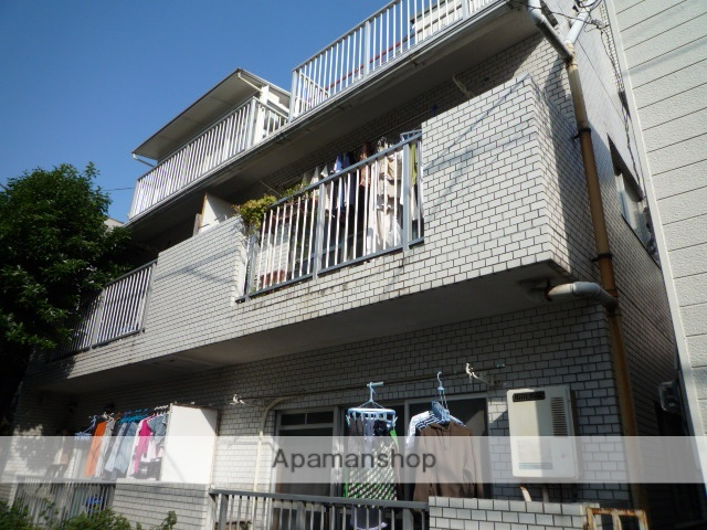東京都杉並区、阿佐ケ谷駅徒歩14分の築31年 3階建の賃貸マンション