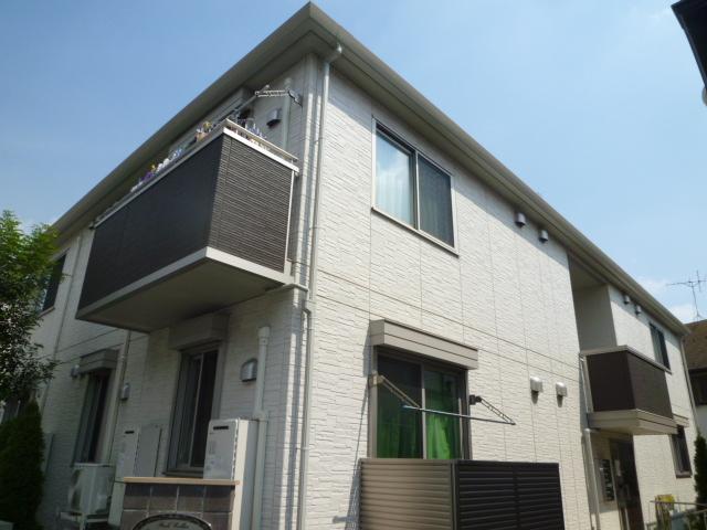 東京都三鷹市、久我山駅徒歩19分の築8年 2階建の賃貸アパート