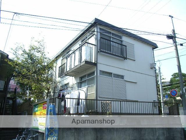 東京都杉並区、西荻窪駅徒歩18分の築31年 2階建の賃貸アパート