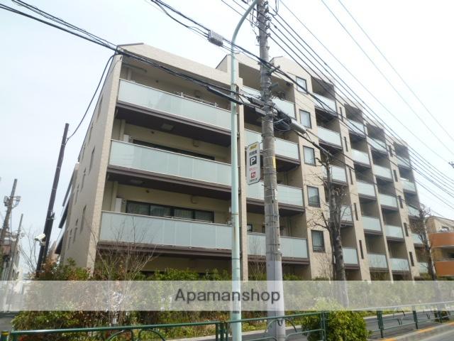 東京都武蔵野市、吉祥寺駅徒歩23分の築6年 6階建の賃貸マンション