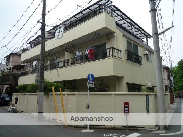 東京都武蔵野市、武蔵境駅徒歩15分の築38年 3階建の賃貸マンション