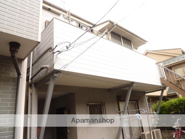 東京都武蔵野市、吉祥寺駅徒歩12分の築20年 2階建の賃貸アパート