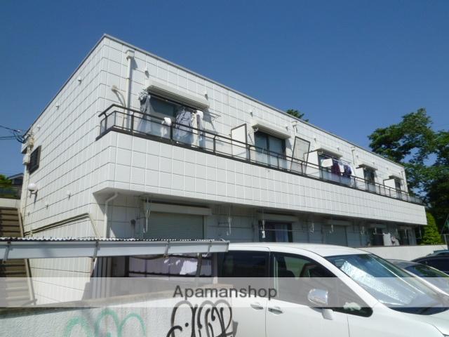 東京都武蔵野市、西荻窪駅徒歩25分の築33年 2階建の賃貸アパート