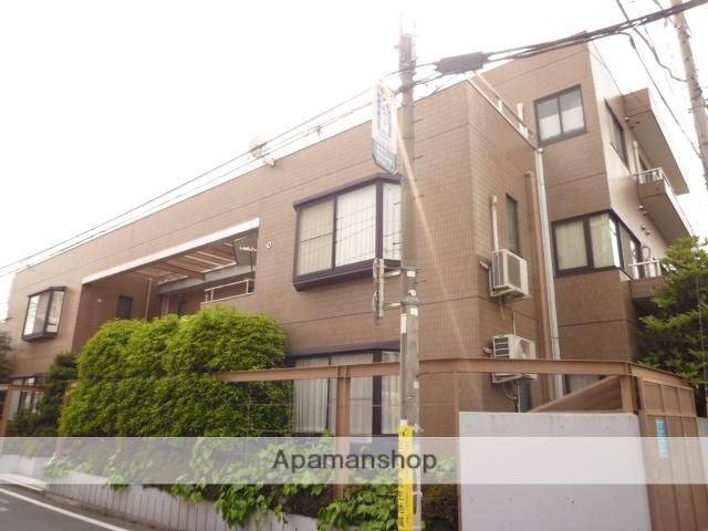 東京都武蔵野市、西荻窪駅徒歩17分の築29年 3階建の賃貸マンション