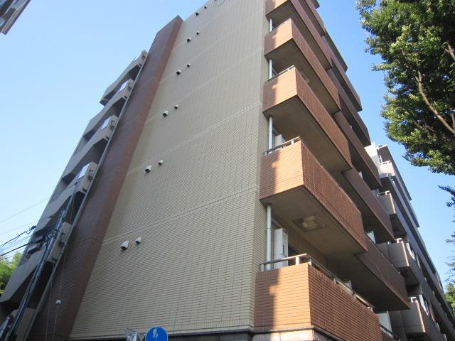 東京都杉並区、桜上水駅徒歩5分の築13年 7階建の賃貸マンション