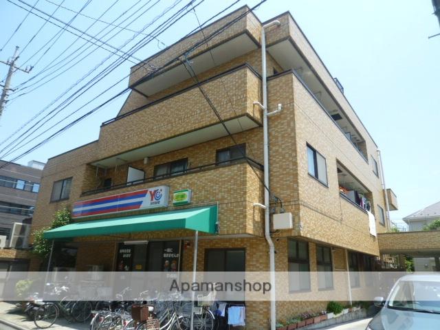 東京都武蔵野市、吉祥寺駅徒歩12分の築27年 4階建の賃貸マンション