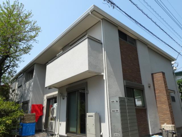 東京都武蔵野市、吉祥寺駅徒歩10分の築2年 2階建の賃貸アパート