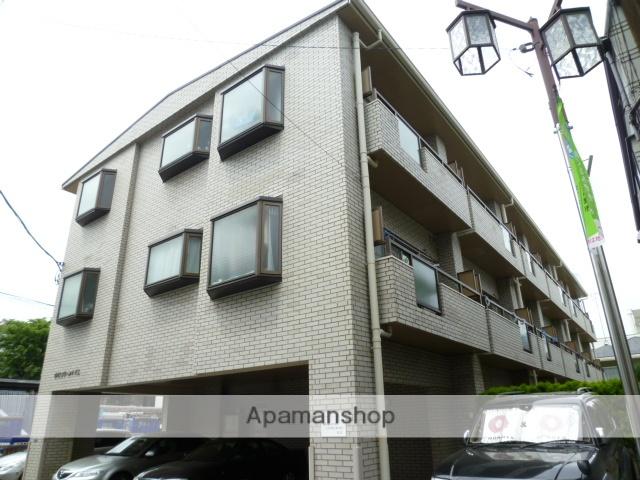 東京都武蔵野市、吉祥寺駅徒歩19分の築26年 3階建の賃貸マンション