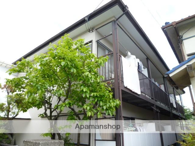 東京都武蔵野市、西荻窪駅徒歩25分の築39年 2階建の賃貸アパート
