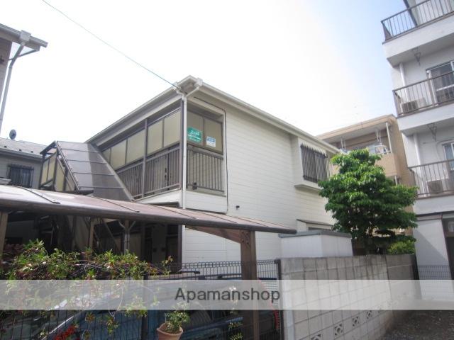 東京都杉並区、永福町駅徒歩8分の築28年 2階建の賃貸アパート