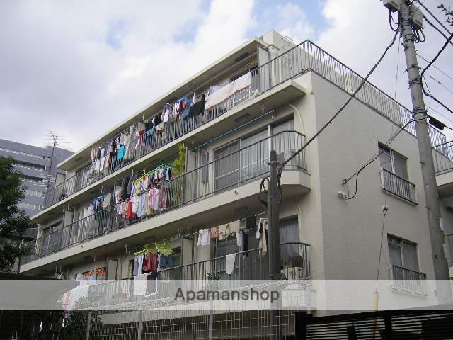 東京都新宿区、高田馬場駅徒歩15分の築33年 4階建の賃貸マンション