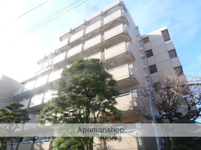 東京都三鷹市、武蔵境駅徒歩14分の築30年 7階建の賃貸マンション