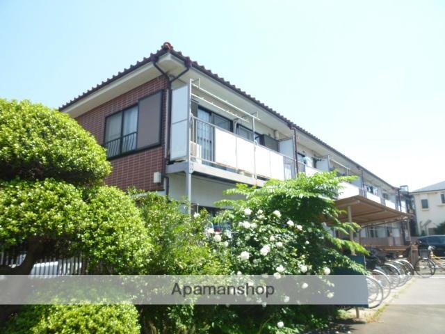 東京都練馬区、吉祥寺駅バス12分吉祥寺行下車後徒歩5分の築32年 2階建の賃貸アパート