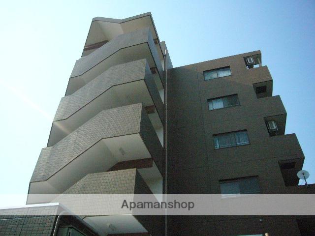 東京都武蔵野市、武蔵境駅徒歩18分の築23年 6階建の賃貸マンション