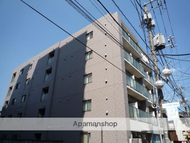 東京都杉並区、阿佐ケ谷駅徒歩12分の築12年 5階建の賃貸マンション