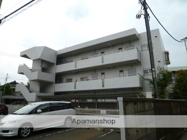東京都武蔵野市、武蔵境駅徒歩19分の築30年 3階建の賃貸マンション