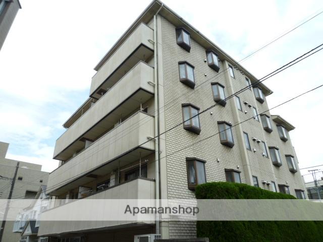 東京都武蔵野市、吉祥寺駅徒歩22分の築26年 5階建の賃貸マンション