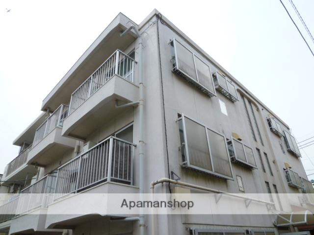 東京都練馬区、吉祥寺駅徒歩19分の築41年 3階建の賃貸マンション