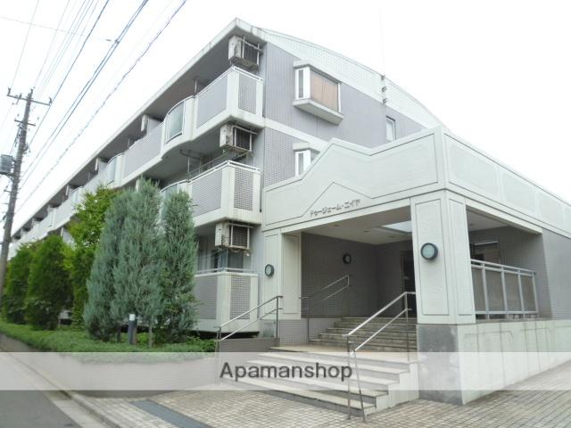 東京都三鷹市、三鷹駅バス15分西野下車後徒歩2分の築21年 3階建の賃貸マンション