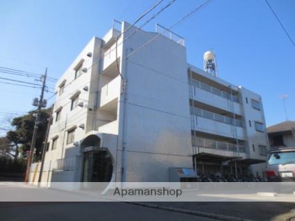 東京都武蔵野市、武蔵境駅徒歩15分の築28年 4階建の賃貸マンション