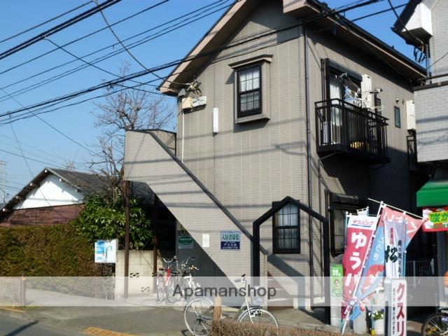東京都小金井市、東小金井駅徒歩10分の築15年 2階建の賃貸アパート