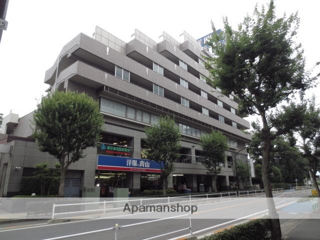 東京都武蔵野市、武蔵境駅徒歩6分の築24年 8階建の賃貸マンション