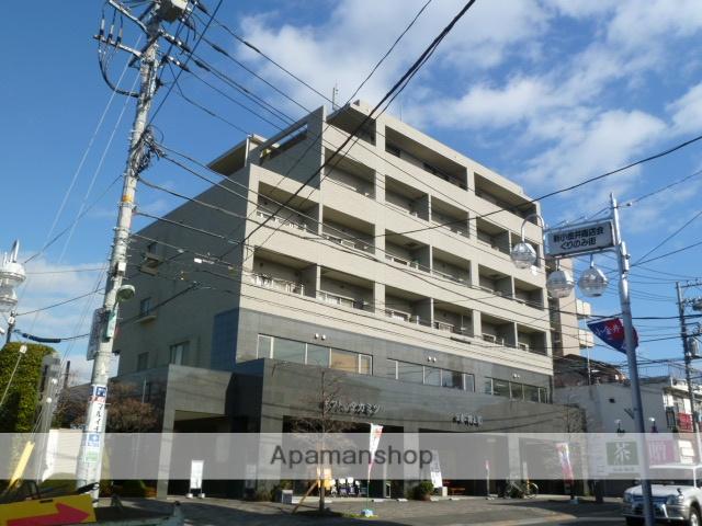 東京都小金井市、東小金井駅徒歩12分の築14年 6階建の賃貸マンション