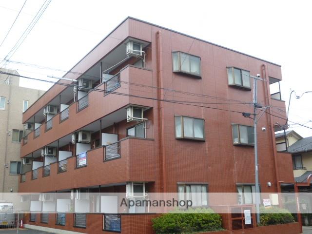 東京都三鷹市、三鷹駅徒歩25分の築25年 3階建の賃貸マンション