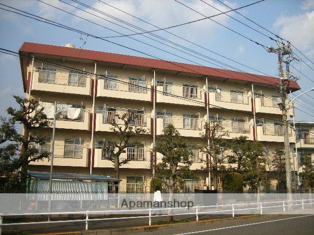 東京都国分寺市、国分寺駅徒歩9分の築39年 4階建の賃貸マンション