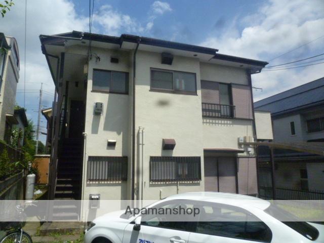 東京都国分寺市、西国立駅徒歩31分の築31年 2階建の賃貸アパート