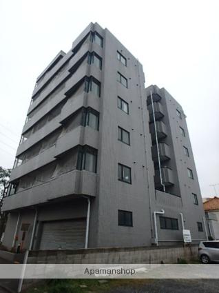 東京都府中市、北府中駅徒歩24分の築25年 7階建の賃貸マンション